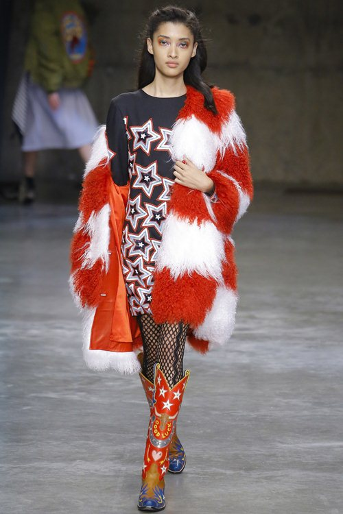 House of Holland / fall 2017 - LFW