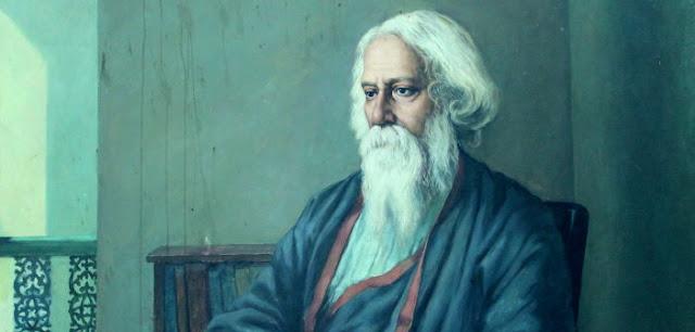 Rabindranath Tagore, Inspirasi dari Sriniketan