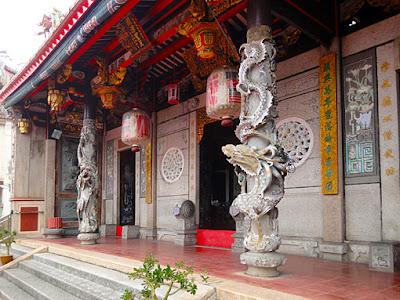 Eng Chuan Tong Tan Kongsi Clan house and temple