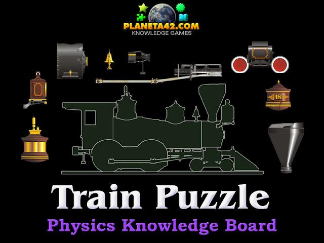 Физика с игри – Структурата на парния локомотив