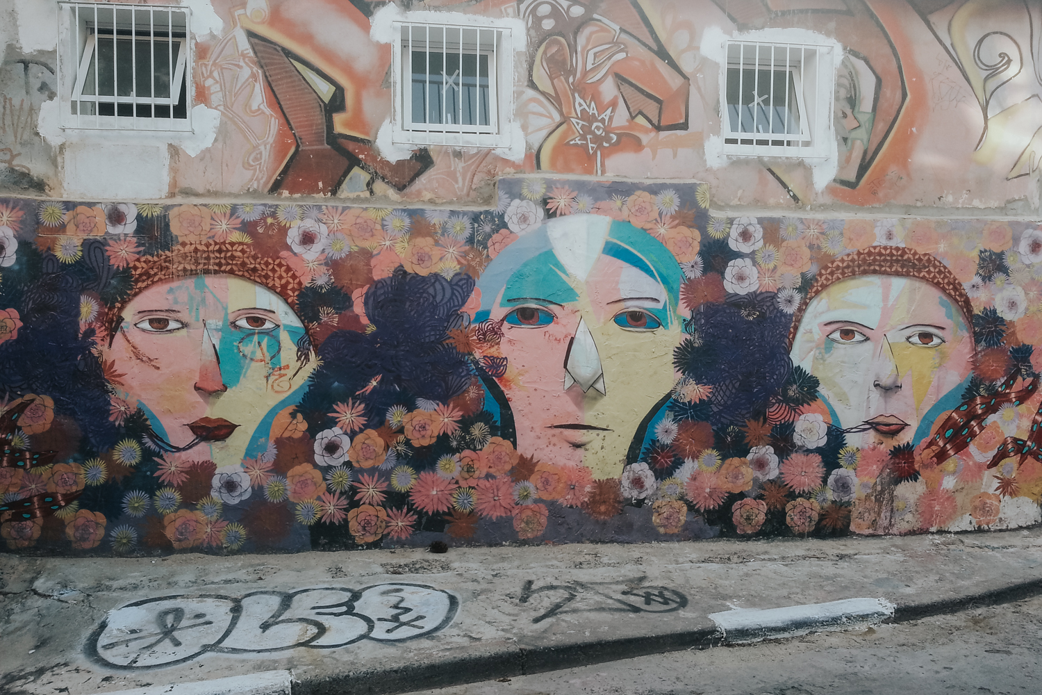 coffee & flowers / beco do batman