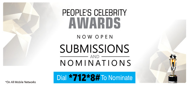 Nominations Are Open For The Second Edition Of People's Celebrity Awards