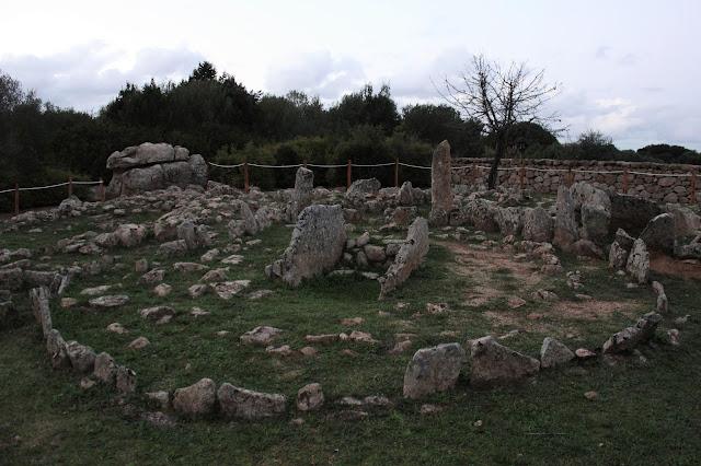 cimitero nuragico