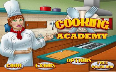 Game Memasak Cooking Academy