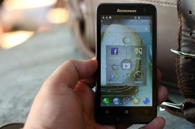 Cara Flashing Lenovo P770 Via SpFlashtool