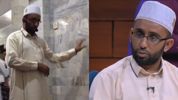 Cerita Imam yang Tetap Sholat Saat Gempa dan Sentilan untuk yang Memviralkan Videonya