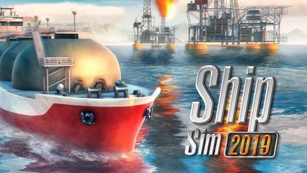 Ship Sim 2019 MOD v1.0.9 APK (Unlimited Money) APK+ OBB