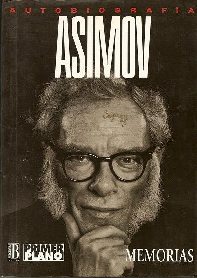 Memorias Isaac Asimov