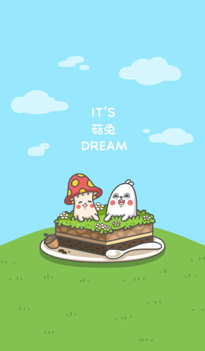 It's G.T Dream: Natural Cake of G.T