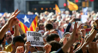 Spain's Supreme Court asks for jail transfer of Catalans before trial