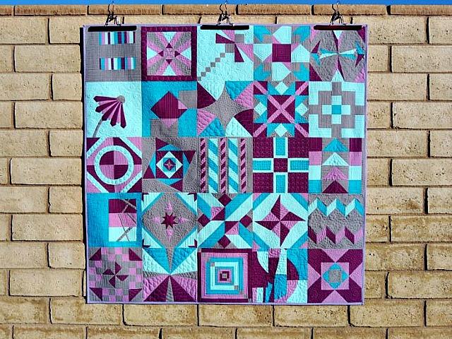 Quilting Jet Girl, Puppilalla, Cloud 9 Blog Hop, New Quilt Block, modern quilt block, solid fabrics, charity quilt, orphan quilt