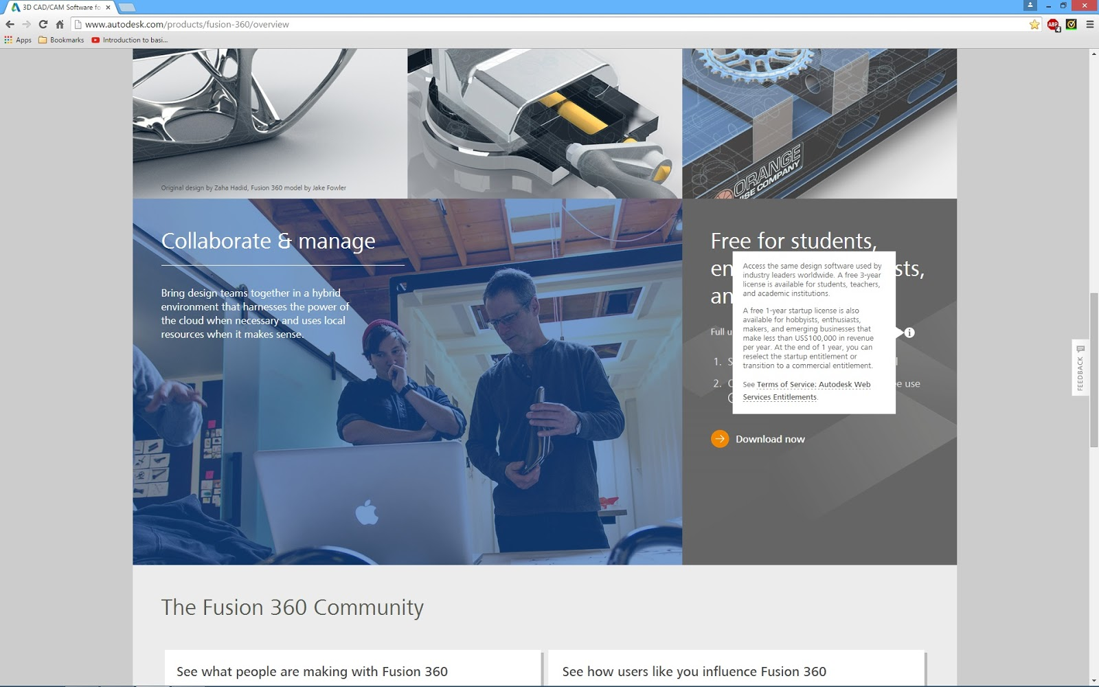 The Tinkers Workshop Free Fusion 360 Cad Design Software From Autodesk