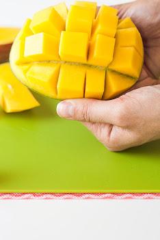 Kako isjeći mango