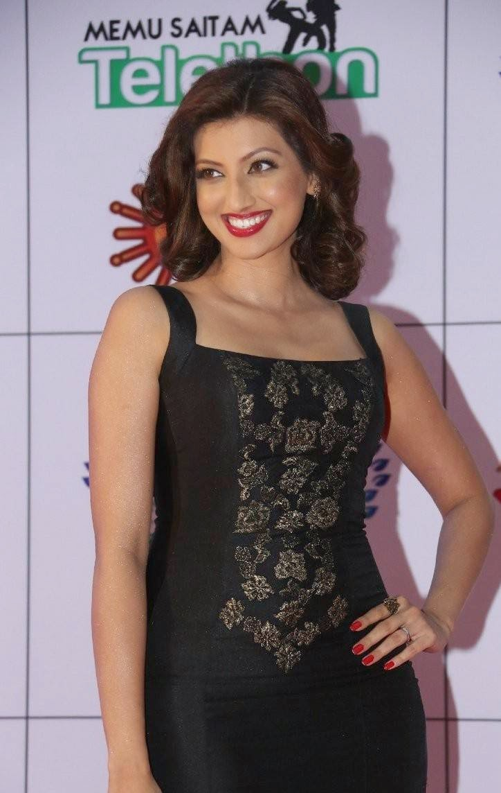 Hamsa Nandini Latest Photo Gallery, Hamsa NandiniHot Hd Pics in Black Dress