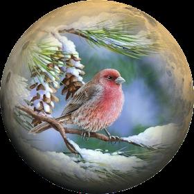 Новогодние и Рождественские бесплатные открытки WEB Новогодние открытки на веб