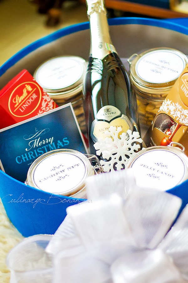 Christmas hamper from Carrousel