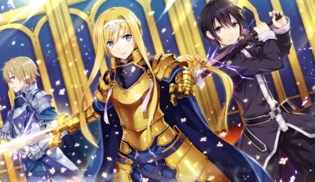 Sword Art Online III Anime