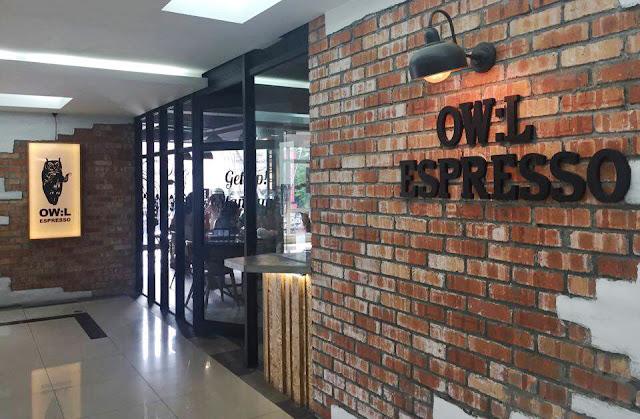 OW:L Espresso @ SS15 Subang Jaya