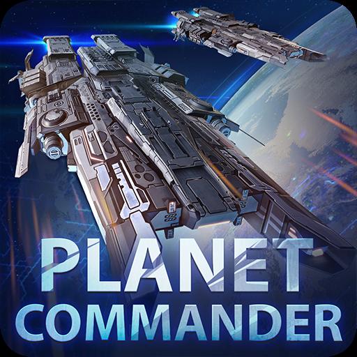 تحميل لعبة Planet Commander Online v1.19.170 مهكرة وكاملة للاندرويد أموال لا تنتهي