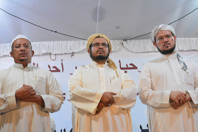 Tamu Istimewa dari Tanah Haram Makkah