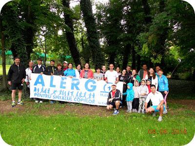 Craiova - Alerg pentru Spitalul Copiilor