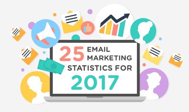 25 Email Marketing Statistics for 2017