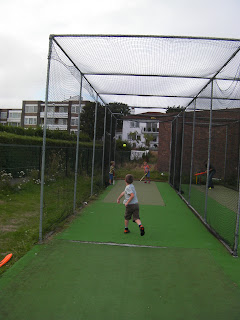 portsmouth cricket club youth training