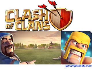 Clash of Clans Terbaru APK - Free Rilis baru 2017