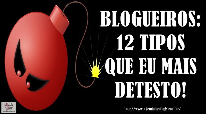 12 tipos de blogueiros