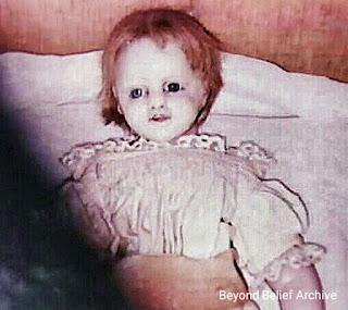 Menyeramkan, Boneka hantu yang menghilang
