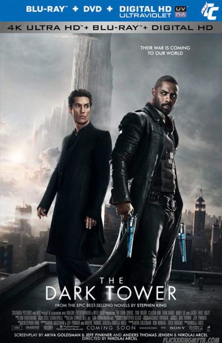 the dark tower 2017 movies
