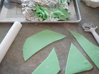 cómo hacer pasta de goma tejido de papel tutorial