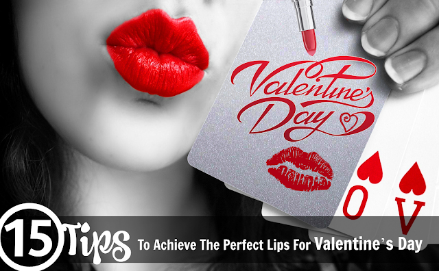 15 Tips To Achieve The Perfect Lips For Valentine's Day, By Barbie's Beauty Bits