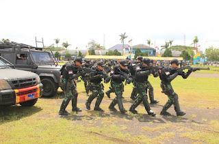 Denbravo Paskhas TNI AU