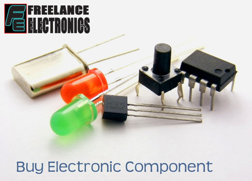 RC Freelance: Some of the Basic Electronic Components and their