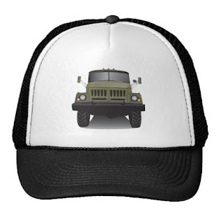 Zil-131 trucker hat