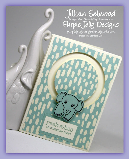 This Little Piggy, Elephant, Bundle of Love Speciality Designer Series Paper