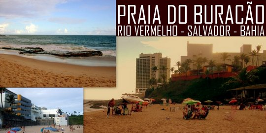 Carnaval da Bahia: recarregando as baterias na Praia do Buracão, no bairro do Rio Vermelho.