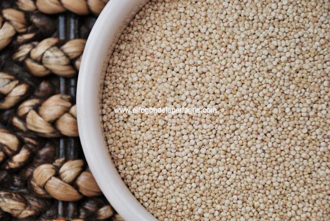 Quinoa, qué es la quinoa, propiedades quinua y forma de cocinarla