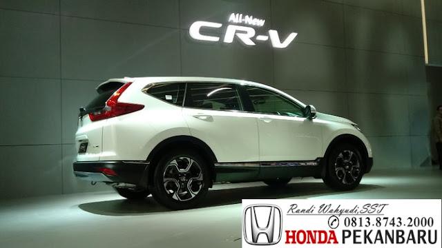 Kredit Honda CRV Turbo Pekanbaru-Riau