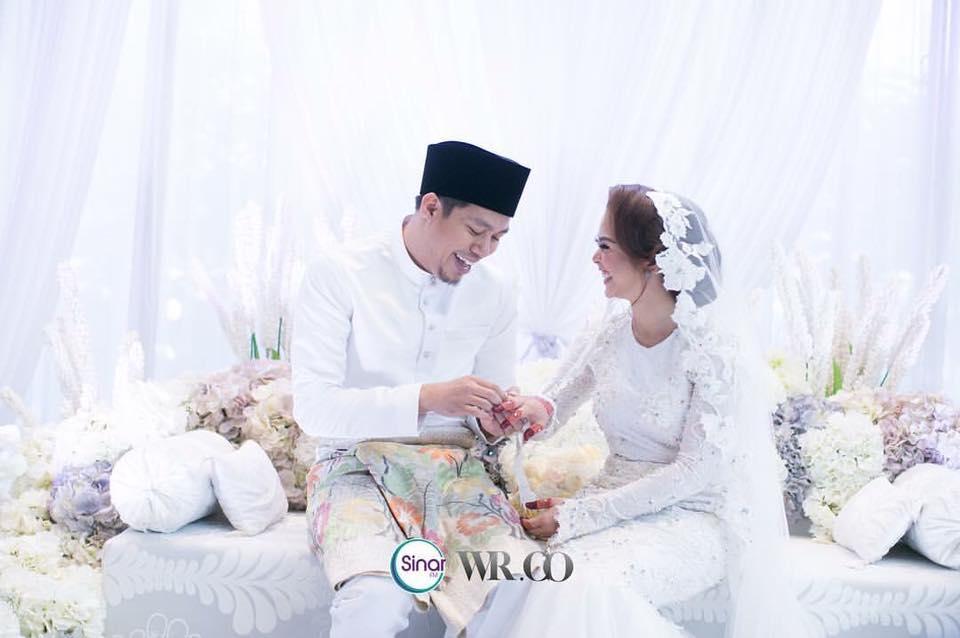 Jep Sepahtu, Sari Yanti sah bergelar suami isteri (35 gambar HD)