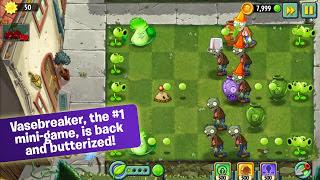 Free Download Plants vs. Zombies 2 MOD APK 4.5.2