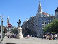 Oporto Plaza de la Libertad