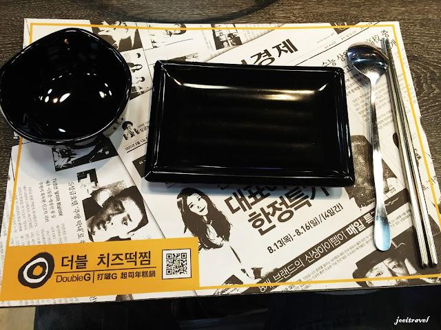 IMG 7197 - 【台中美食】來自韓國的『打啵雞DoubleG』韓國無敵王燒肉串VS熊掌拉麵 滿滿的飽足感稱霸你的胃 @打啵雞 @doubleG @巨大熊掌拉麵 @韓國無敵王燒肉串
