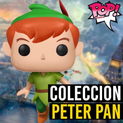 Lista de figuras funko pop de Funko POP Peter Pan