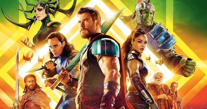 Thor: Ragnarok, Pertarungan Dahsyat di Planet Asgard