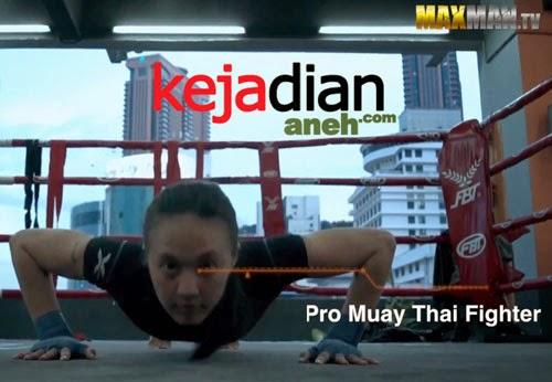 Petarung Wanita Muay Thai Terbaik Dunia
