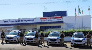 Polícia Militar recebe viaturas