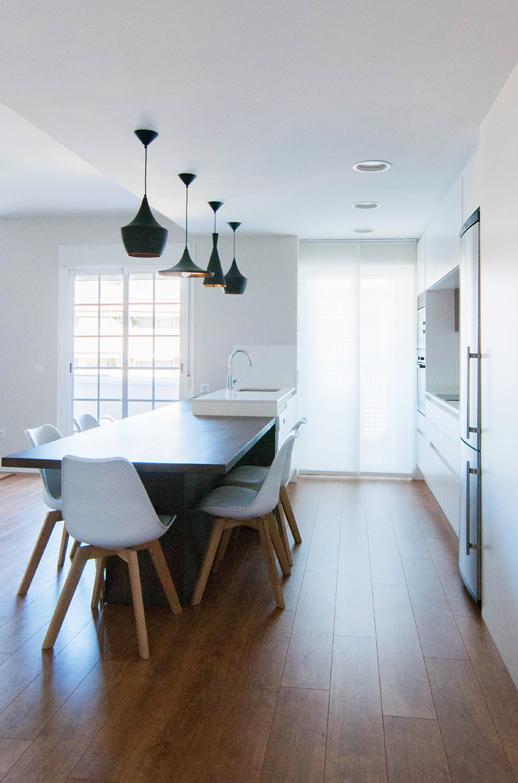 Reforma de lujo-Vivienda-Arquitectos-Madrid-Casas originales
