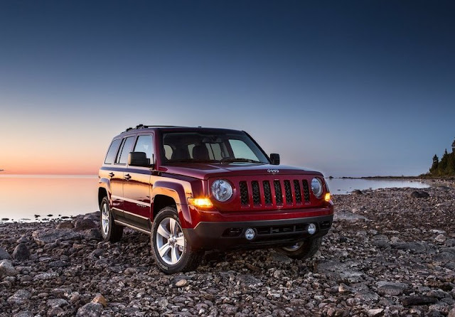 2013 Jeep Patriot Freedom Edition Front Angel